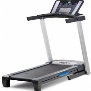 Weight loss for a new you!  Pro form Treadmill