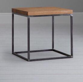 John Lewis Oak Calia Side Table * Factory Second!