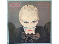 Visage - Fade To Grey - The Singles Collection vinyl album