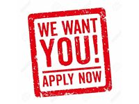 Team Members Wanted NOW £300+