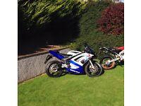 Rieju RS2 50cc, low miles