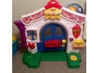 FisherPrice Laugh And Learn House