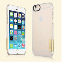 "Brand New in Package iPhone 6 (4.7"") Clear Case Gold details"