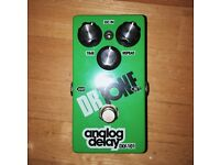 Dr Tone - Analog Delay Guitar Pedal