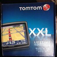 Tom Tom 550•T XXL GPS