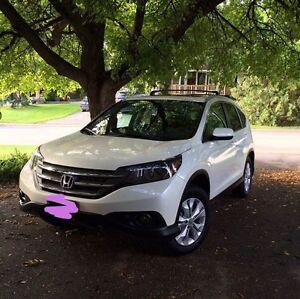 Lease take over Honda CRV