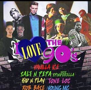 WANTED URGENTLY- I love the 90's Concert Brisbane Ticket Pullenvale Brisbane North West Preview
