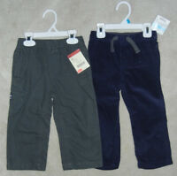 """NEW w/ TAGS: Boys 24M Pants > $4 or """"2 for $7"""" (Reg. $12)"""