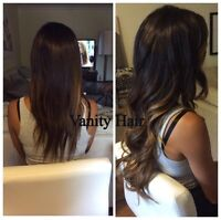 **CERTIFIED & EXPERIENCED** Hair Extension Stylist