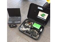 Bosch KTS 570 vehicle diagnostic