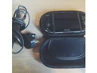 PSP Vita console - black