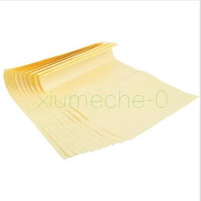 50pcs A4 Sheets Heat Toner Transfer Paper For Diy Pcb Electronic Prototype Mak