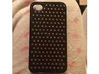 Studded iPhone 4s case