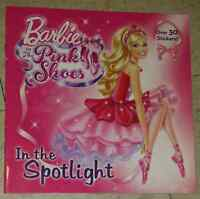 Barbie in the Pink Shoes Book