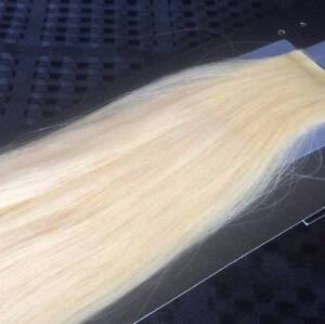 """Light Blonde Tape Hair Extensions 24"""" - 20pcs - REMY HUMAN HAIR Perth Perth City Area Preview"""