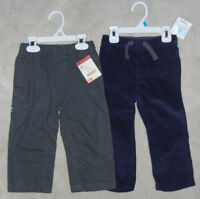 NEW WITH TAGS 24M Boys Pants (Reg. $12 each)  > 2 for $7