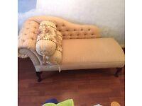 Antique designer sofa couch
