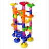 105x DIY Construction Marble Race Run Maze Track Building Blocks Kids Ball Toys