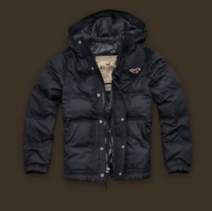 Large Hollister Down Winter Jacket