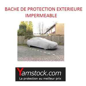 bache voiture protection ext rieure impermeable taille. Black Bedroom Furniture Sets. Home Design Ideas