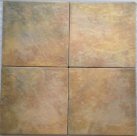 Must Clear! 12X12 Porcelain Tile - Iridium Gold - Matte $1.49sf