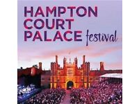 GARY BARLOW VIP x 2 @ Hampton Court Palace