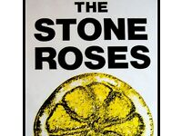 2 Tickets to Stone Roses