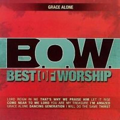 CD Best Of Worship GRACE ALONE Chris Tomlin Phil Wickham ... Worship NEU &