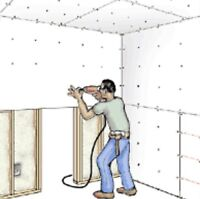 Experienced Drywall & Taper