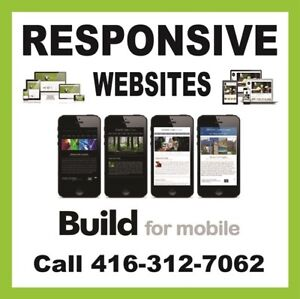 Responsive Websites-SEO-Low Rates - Social Media – Ads
