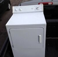 Hotpoint heavy duty super capacity dryer