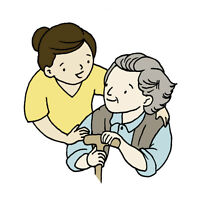 Mature, committed and experienced CAREGIVER is available