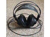 AKG 270 Studio Headphones