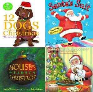 ✪ LIKE NEW - Children's Touch & Feel Christmas Books ($4 - $15) Oakville / Halton Region Toronto (GTA) image 1