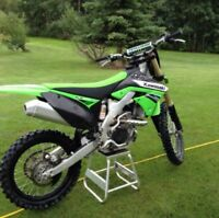 2012 Barely Used Kawasaki 250 Four Strike