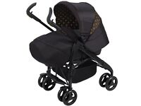 Silver Cross Travel System - Limited Edition Jewel Pattern