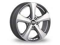 Brand new Mercedes E Class, Viano, BMW, Audi MSW designed by O.Z alloy wheels RRP£399