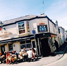 KP wanted for award winning pub