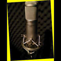 Vocal, instrumental, or voice-over coaching and recording
