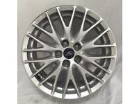"FORD FOCUS TITANIUM 2011-2015 17"" ALLOY WHEEL"