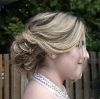 WEDDING MOBILE HAIR SERVICES ottawa cornwall