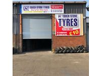 Tyres fitted . Car tyres . Van tires . Used tyres . New tyres . PartWorn tyres . Part worn tires