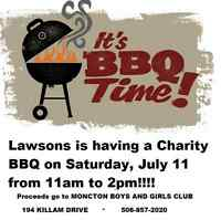 CHARITY BBQ EVENT