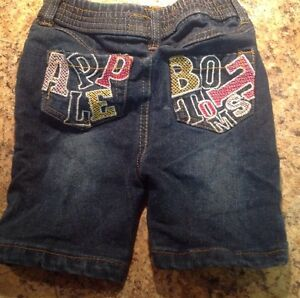 Apple bottoms Capri 24 months or 2T girls baby toddler
