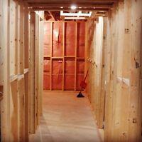 Residential Framing Carpentry