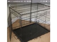 Dog Cage medium sized