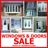Windows and Doors Replacement - BEST PRICES!