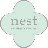 Nest----> eco-friendly cleaning service!