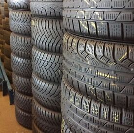 TYRES FOR SALE . Tyre Shop . PartWorn Tire Specialist . Winter Tires in Stock