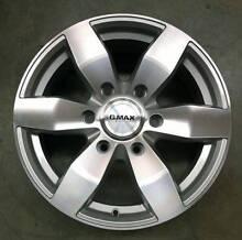 """(Mitsubishi Triton) G.MAX Titan 16"""" Wheels & Continental Tyres Mitcham Whitehorse Area Preview"""